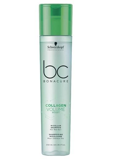 Bonacure Collagen Doğal Hacim Saç Bakım Şampuanı 250 ml Renksiz